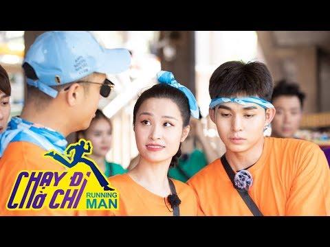 Chạy Đi Chờ Chi| Teaser tập 14| Đông Nhi khẳng định Trấn Thành chơi dơ nhất chương trình - Thời lượng: 60 giây.