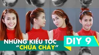 DIY 9 | Những kiểu tóc