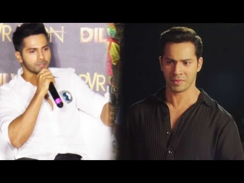 Varun Dhawan REVEALS About His Intense Scenes In D