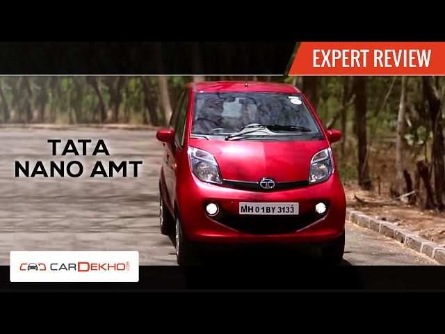 2015 Nano AMT road test video