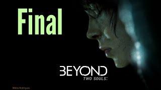 """Beyond Two Souls/ Final/ - """"O Filme"""" . Dublado em português brasileiroSol Negro"""