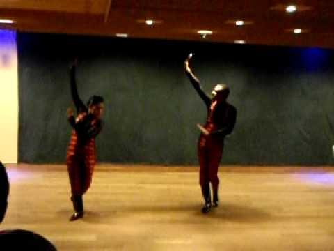 Mitchell & Monica im Tipica - Tamboo Project 2009