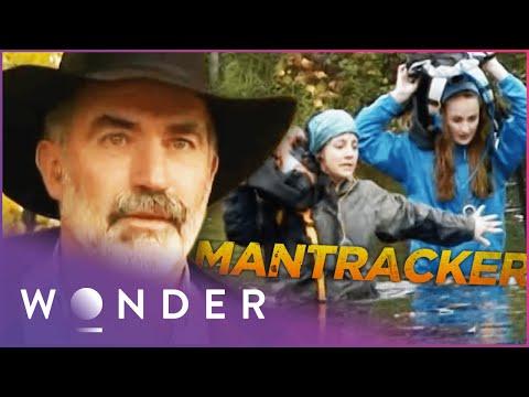 This Tracker Hunts People Like Predators Hunts For Prey | Mantracker S1 EP2 | Wonder
