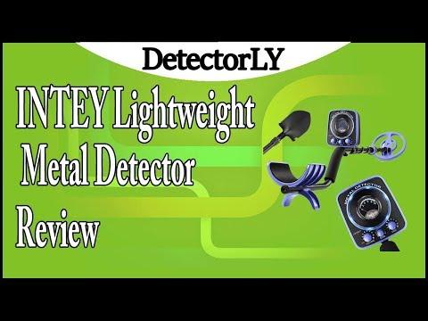 INTEY Lightweight Metal Detector Review
