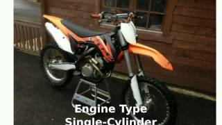 8. 2014 KTM SX 250 - Review & Specs