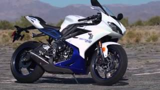 8. 2013 Triumph Daytona 675 Full Test!   On Two Wheels Episode 33