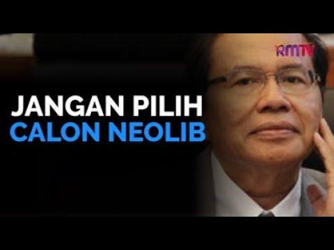 Jangan Pilih Calon Neolib