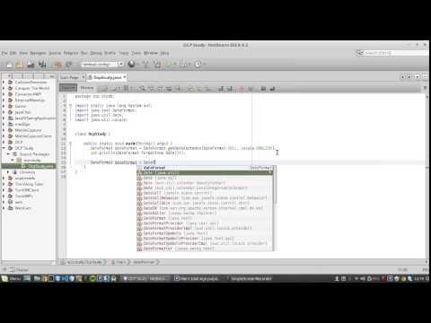 Java: DateFormat