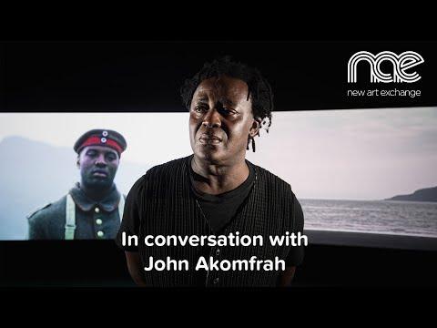 Artist, John Akomfrah, in conversation  with Skinder Hundal and Jenny Waldman