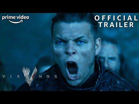 Vikings Season 6B   Official Trailer   Prime Video