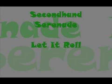 Tekst piosenki Secondhand Serenade - Let It Roll po polsku