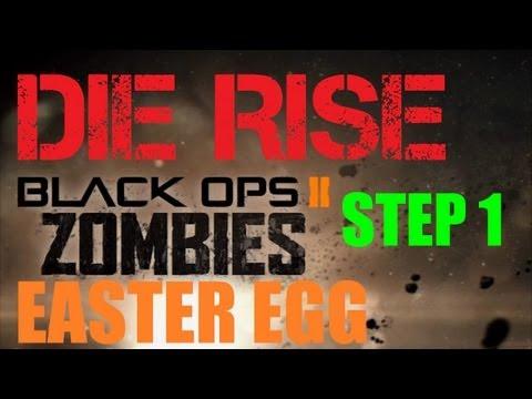 Die Rise Easter Egg Hunt Part 1: Cutscene and Loading Screen Analysis (High Maintenance)