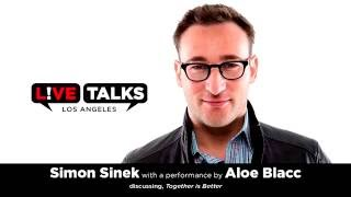 Download Lagu Simon Sinek followed by a performance by Aloe Blacc Mp3