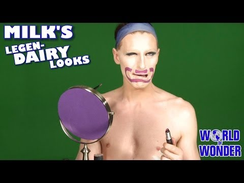 milk - Enjoy the video? Subscribe here! http://bit.ly/1fkX0CV Take a look at the bloopers and unseen footage from Milk's LegenDAIRY Looks! We'll return in a few weeks! Read More at: http://worldofwond...