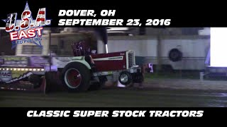 Dover (OH) United States  City pictures : 9/23/16 USA-East Dover, OH Classic Super Stock Tractors