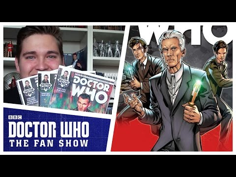 Mark the 2nd Annual Doctor Who Comics Day with The Fan Show! [VIDEO]