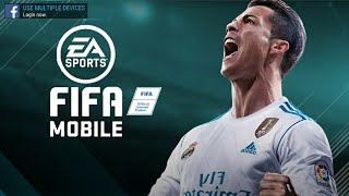 FIFA 18 MOBILE - (Concept Trailer) & Starting screen footage?!? designed by @ITz_Trobey
