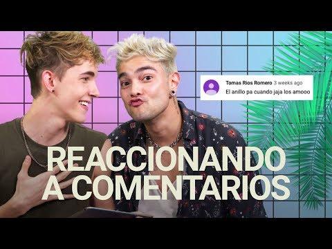 Frases de amor cortas - ¡Juan Pablo Jaramillo y Cristobal Pesce, Jaramibrownies, leen tus comentarios de AMOR!