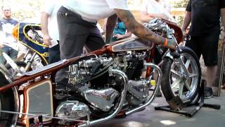 9. Twin Engine Triumph Fire Up