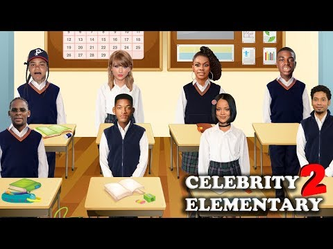 Celebrity Elementary! (PART 2) 😂💀 | Random Structure TV