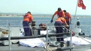 Более 20 нелегальных мигрантов стали жертвами кораблекрушения в Эгейском море