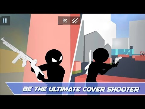 Video Stickman Shooter: Cover Fire (by Stickman 3d Champs) / Android Gameplay HD download in MP3, 3GP, MP4, WEBM, AVI, FLV January 2017
