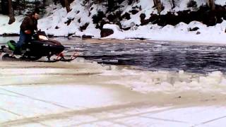 8. Water skipping f7 and 580 powder special