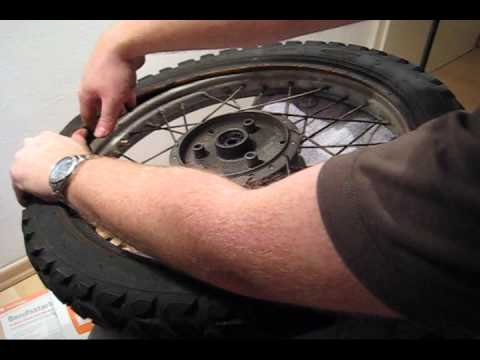 Timsters Simson Tutorial: Reifenwechsel