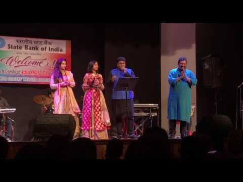 Piya Piya Piya Mora Jiya Pukare I Phagun | Nikita Daharwal with Kunal Kaushal