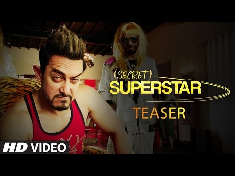 Secret Superstar | Teaser | Zaira Wasim | Aamir Khan | Diwali 2017