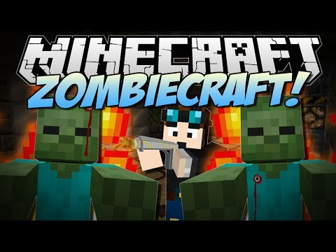 Minecraft | ZOMBIECRAFT 3! (Call of Duty style Zombies & Guns!) | Mod Showcase
