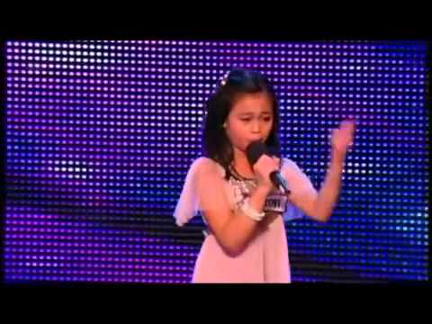 BRITAINS GOT TALENT 2013 -MOST VIEWED VIDEO-11 YEARS OLD ARIXSANDRA LIBANTINO YouTube