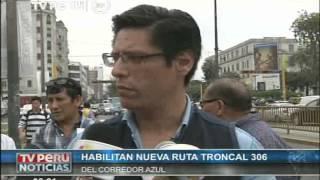 Corredor Azul: Javier Prado-La Marina-Faucett iniciará operaciones esta semana