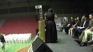 SE COMIGO - Vanilda Bordieri No 4º Congresso De Missões Em Itaquaquecetuba