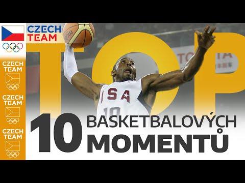 Budete zírat! TOP 10 basketbalových momentů na LOH