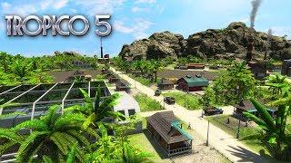 Tropico 5 мультиплеер