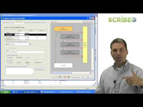 Working With XML in Scribe Insight