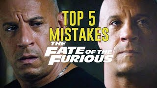 Nonton THE FATE OF THE FURIOUS - Top 5 Movie Mistakes Film Subtitle Indonesia Streaming Movie Download