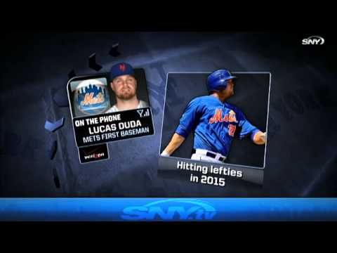 Video: Mets Hot Stove: Lucas Duda