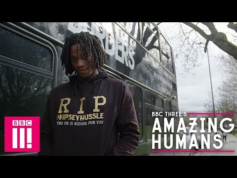 Justin's Mobile Music Studio Unites People From Rival Postcodes | Amazing Humans