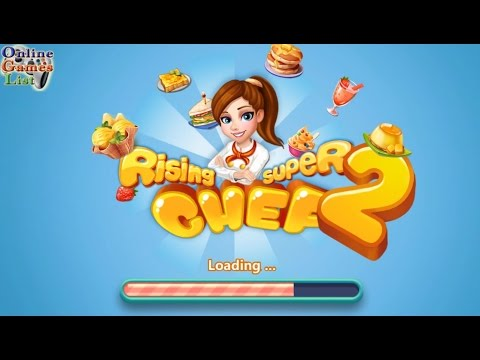 Rising Super Chef 2: Cooking Game (Android Gameplay)