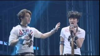 Video Daesung & Seungyoon's 'UGLY' Cover at YGFAMCON in JPN DVD MP3, 3GP, MP4, WEBM, AVI, FLV Desember 2018