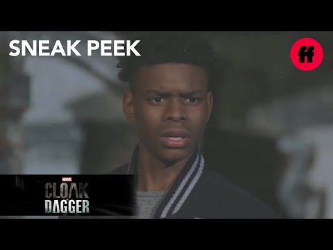 Marvel's Cloak & Dagger | Season 1, Episode 1 Sneak Peek: Tandy And Tyrone Meet Again | Freeform