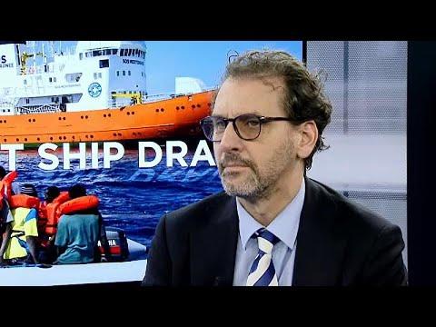 «Η ΕΕ διαφωνεί για το μεταναστευτικό: σύμπτωμα ή νόσος;»…