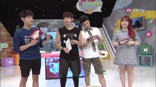 Video After School Club - Ep94C01 Opening With Charming C Clown Rome and Kang Jun 매력있는 그룹 씨클라운 ASC오프닝~ MP3, 3GP, MP4, WEBM, AVI, FLV Desember 2017
