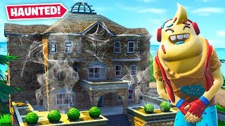 Can you ESCAPE this HAUNTED FORTNITE HOUSE?