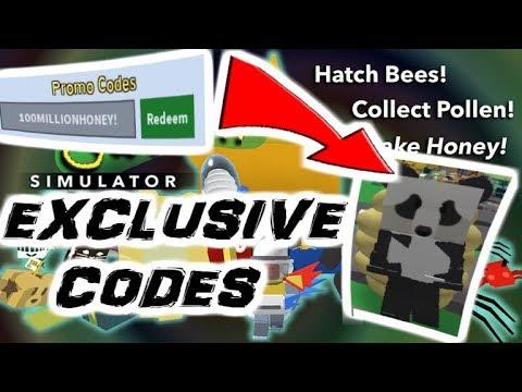 promo codes for bee swarm simulator roblox 2018