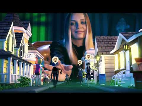 Goosebumps HorrorTown - Haunted Halloween Trailer