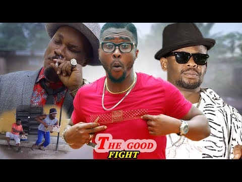 The Good Fight 3&4 - Zubby Micheal 2018 Latest Nigerian Nollywood Movie/African Movie New Released