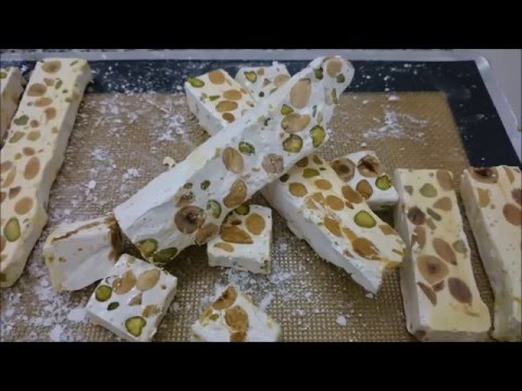 Les nougats mous (видео)